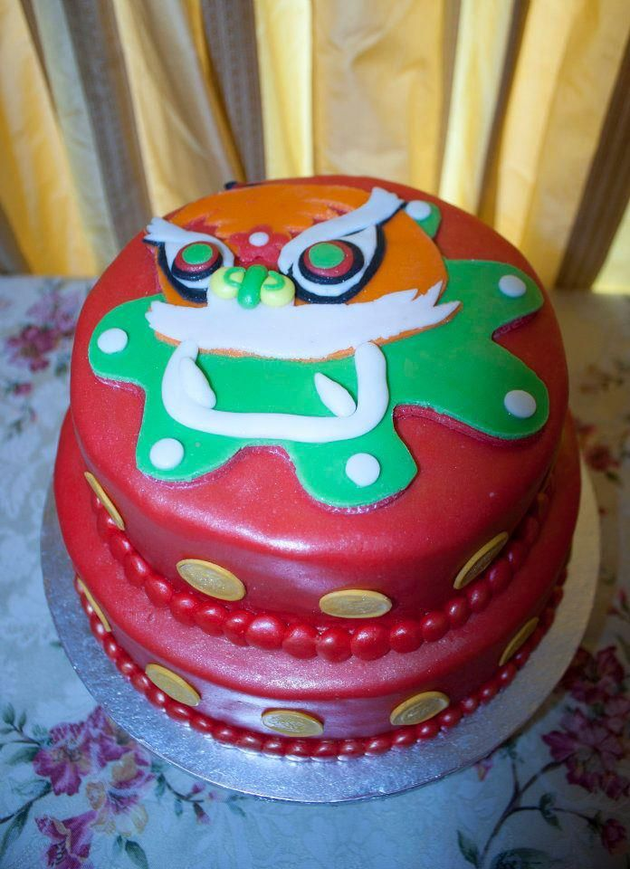chinese new year cake