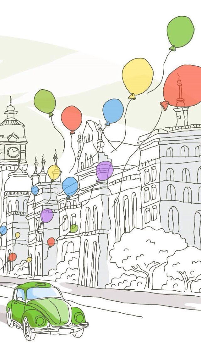 Pin Ballon-childhood-wallpaper-free-wallpapersdownload-hd ...