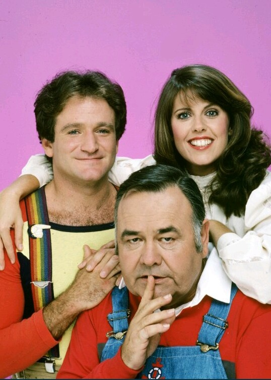 Mork and Mindy | Great TV Series! | Pinterest