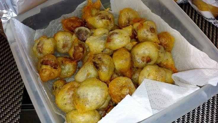 Beer-Batter Mushrooms! @allthecooks #recipe #mushrooms #easy #beer # ...