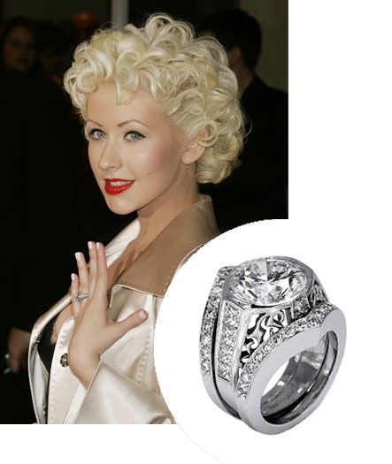 Pin By King Jewelers On Famous Engagement Rings