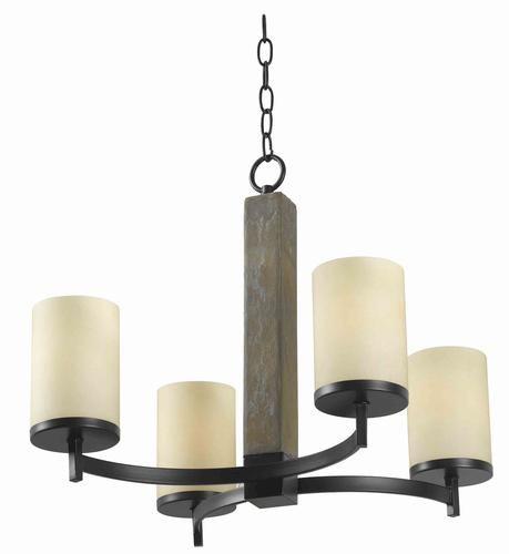 Slateon 4 Light Chandelier Light fixtures