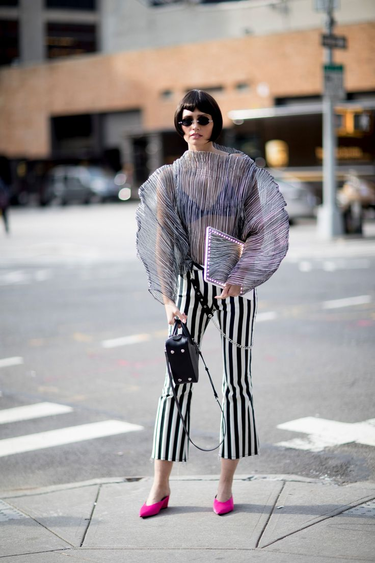 The Best Street Style at New York Fashion Week - Harper s Bazaar 73