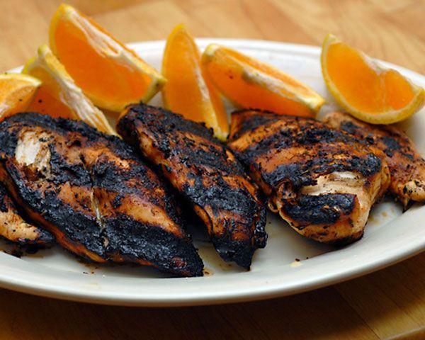 Grilled Chipotle Orange Chicken-thursday night dinner