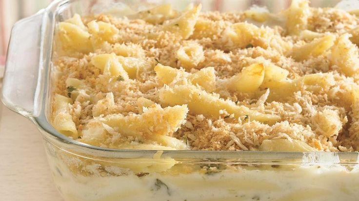 Four-Cheese Pasta | Recipe