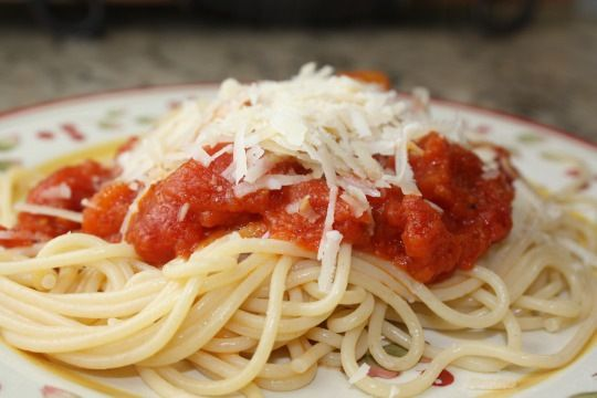 Tomato Sauce With Butter and Onions | Recipes to Try ~ Pasta | Pinter ...