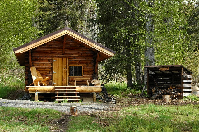 Russian cabin tiny houses pinterest for Russian river cabins guerneville