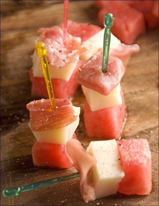 manchego skewers piña picante con manchego pineapple manchego skewers ...