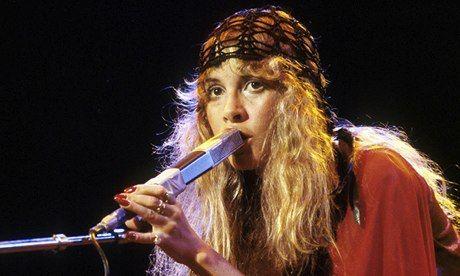 Stevie Nicks onstage, 1978.