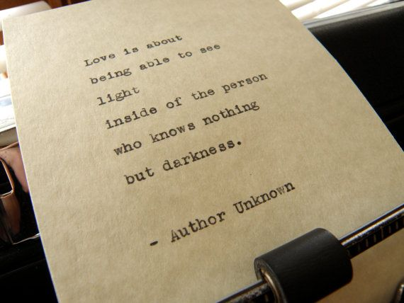 love quotes from unknown authors quotesgram