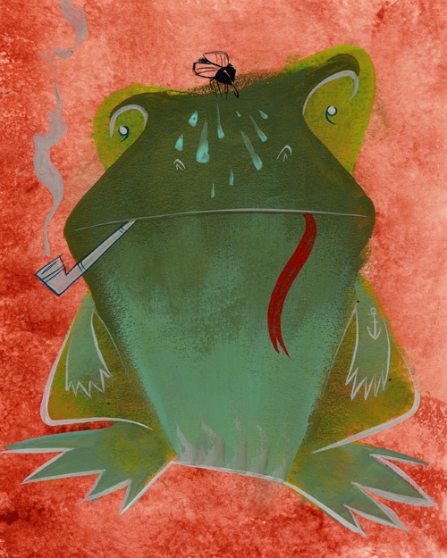 5 frogs aristocratic meaning