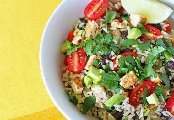 MEXICAN RICE BOWL | Good Eats: Side Dishes | Pinterest