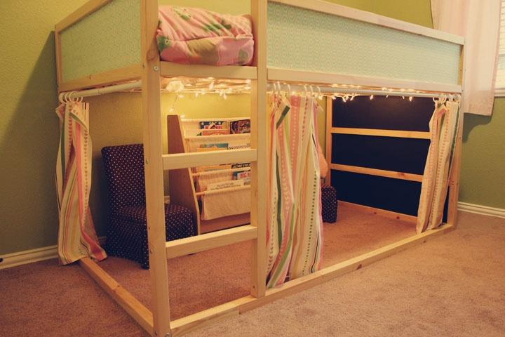 Кровать как в икеа своими руками 22