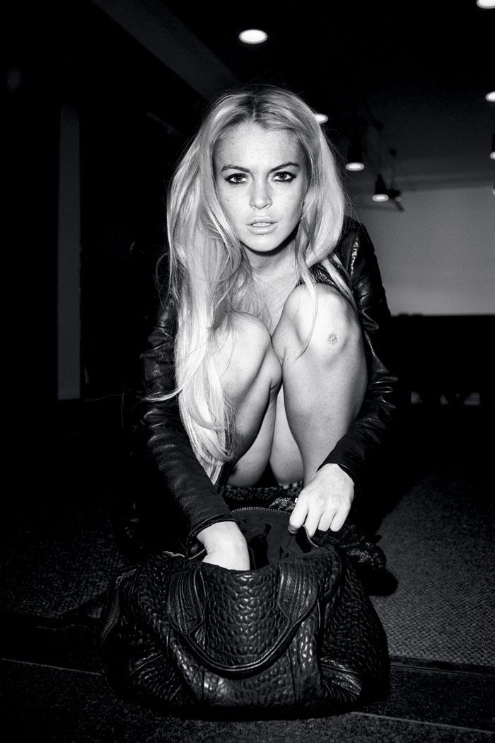 Lindsay Lohan b...
