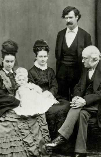 the successful relationship and marriage of samuel clemens and olivia langdon Mark twain and olivia langdon essayshave you ever wondered what makes a successful relationship and marriage samuel clemens and olivia langdon had a successful, long-lasting relationship.