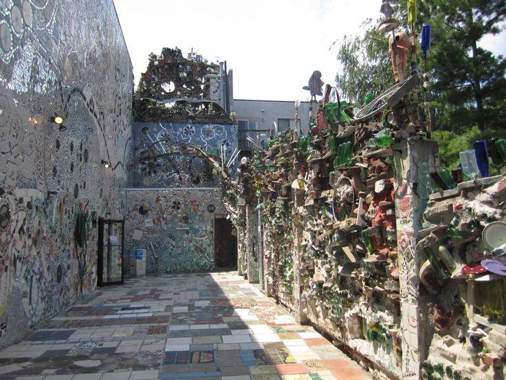 magic garden philadelphia usa so much to see