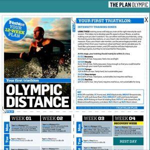 triathlon training program for beginners pdf