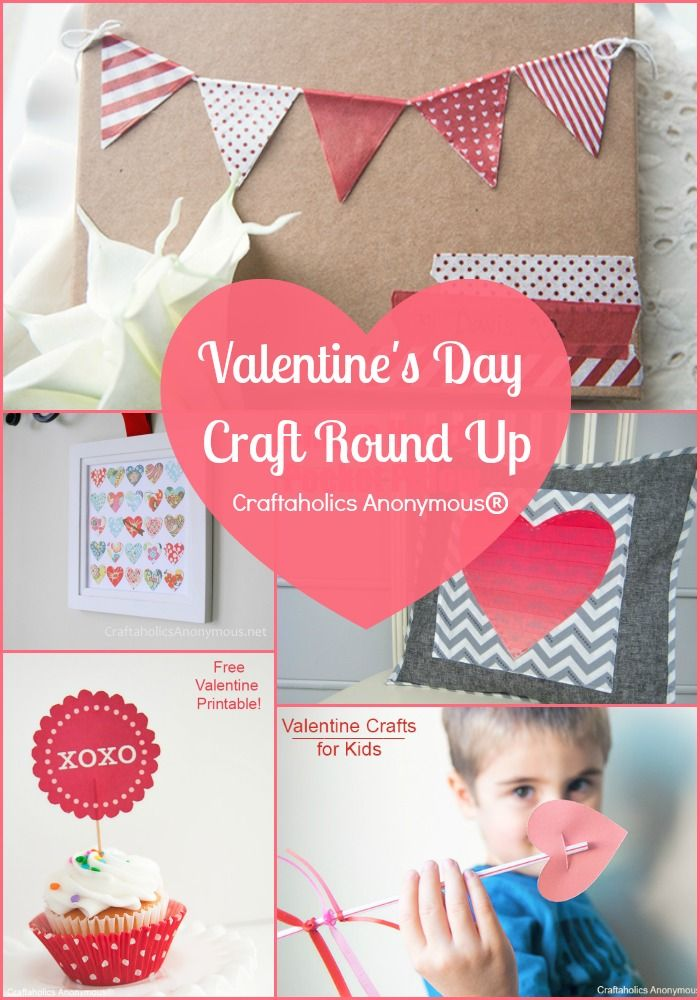 valentine's day crafts bee mine