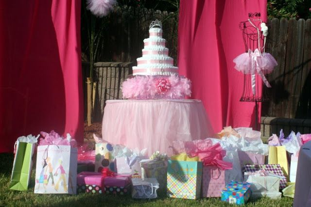 ballerina baby shower theme baby shower pinterest