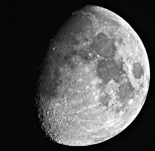 Waxing Gibbous Moon 12/11/2013 | Astronomy, Astrophotography and Scie ...