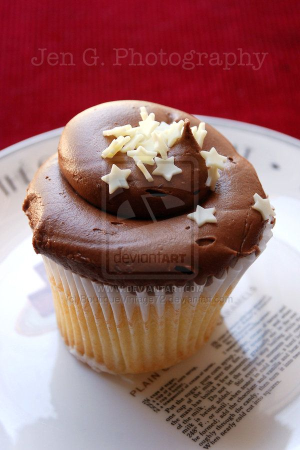 Milky Way Cupcake | sweet tooth | Pinterest