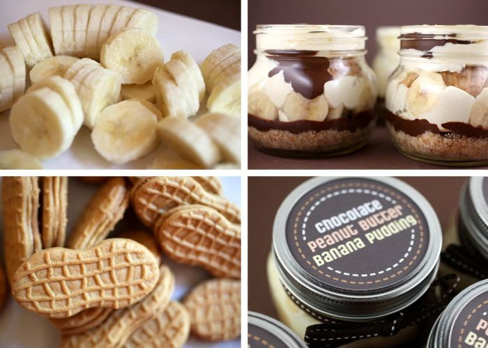 Chocolate Peanut Butter Banana Pudding | recipes worth trying | Pinte ...