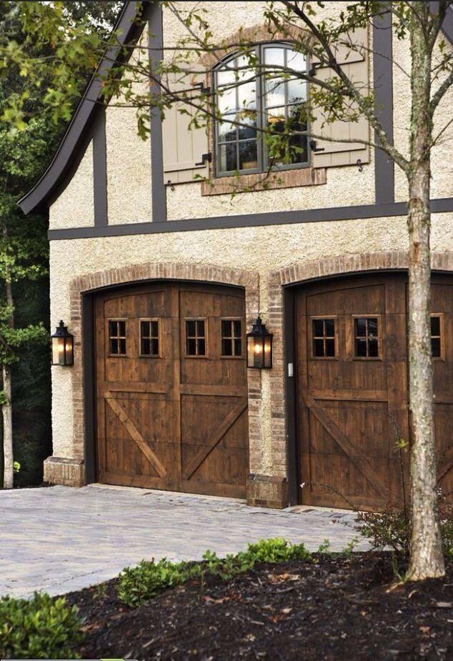 Beautiful garage doors garage doors pinterest for Beautiful garage doors
