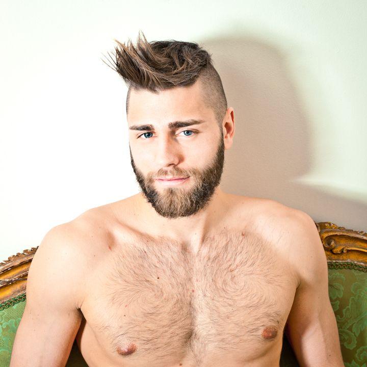 miesten lyhyet hiustyylit e-kontatki