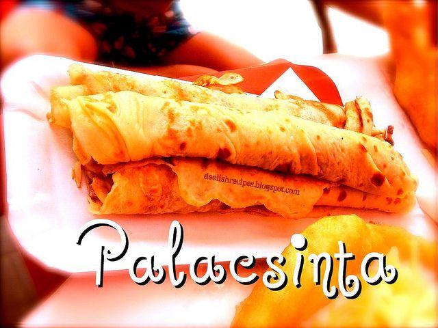 Palacsinta (Hungarian Crepes) Recipe — Dishmaps