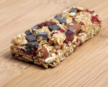Almond Butter Dried Cherry Granola Bars | Favorite Recipes | Pinterest