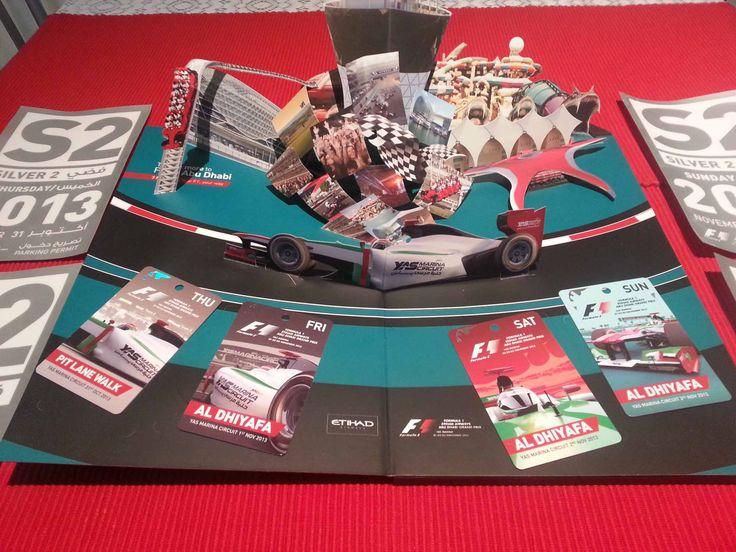 formula 1 tickets dubai
