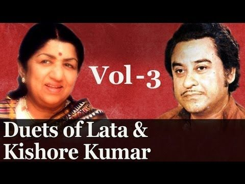 duet songs of kishore kumar and lata mangeshkar