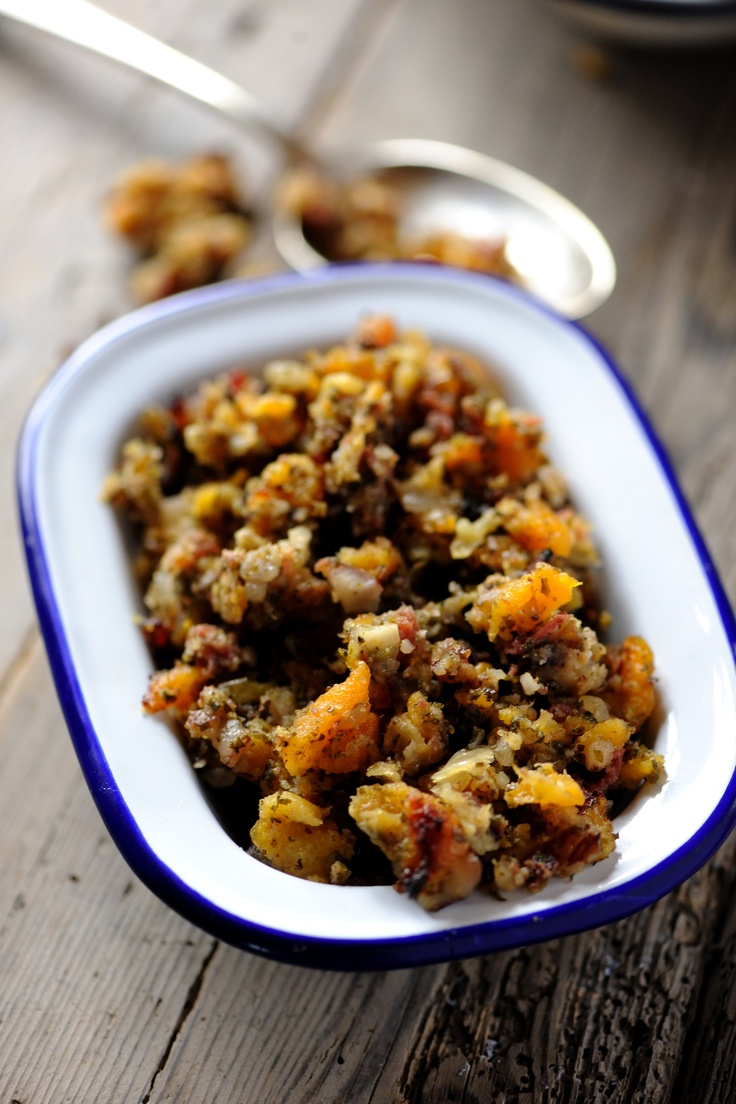 Apricot & Hazelnut stuffing #pipersfarm #Christmas