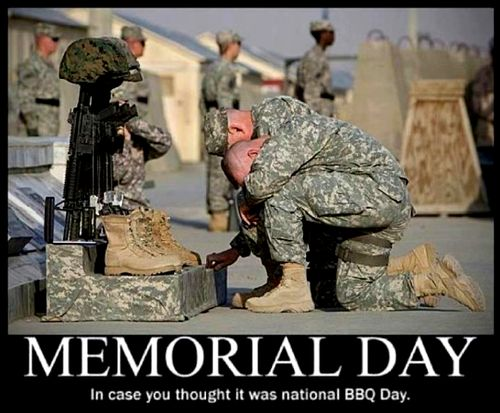 posts for memorial day