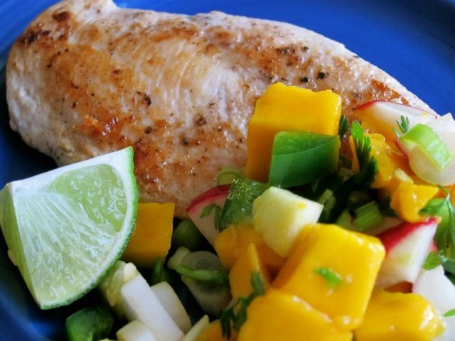 Caribbean chicken | Food and Drinks | Pinterest
