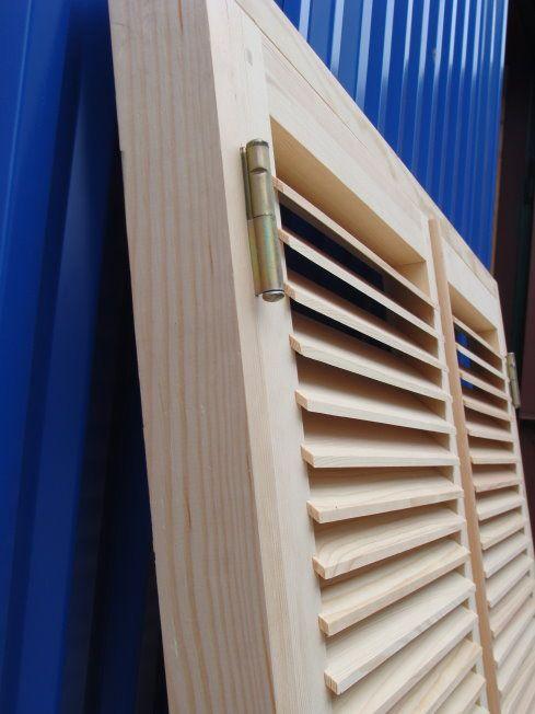 Все для изготовления деревянных жалюзи своими руками