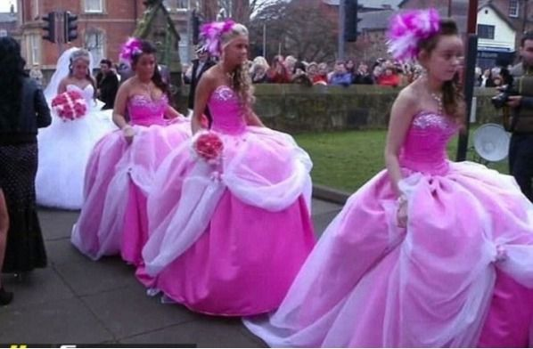 Worst Bridesmaid Dresses The Knot 46