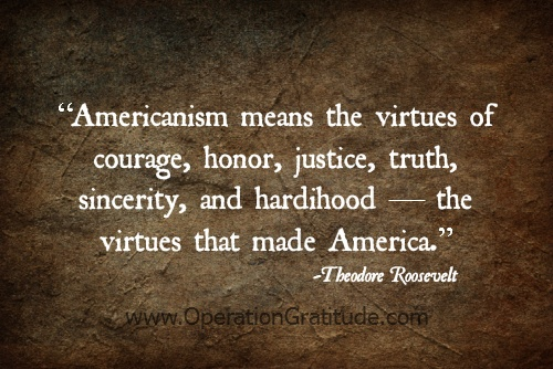 the ways to promote americanism Americanism manual 3 the national americanism commis - sion of the american legion was  • to promote understanding of the principles of democratic.