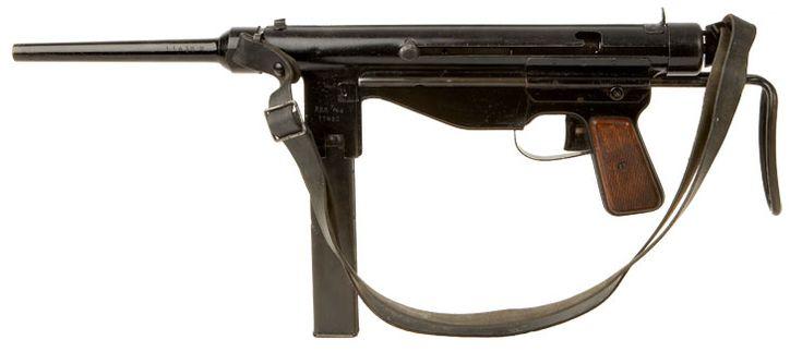 Deactivated Old Spec FBP M/48 SMG