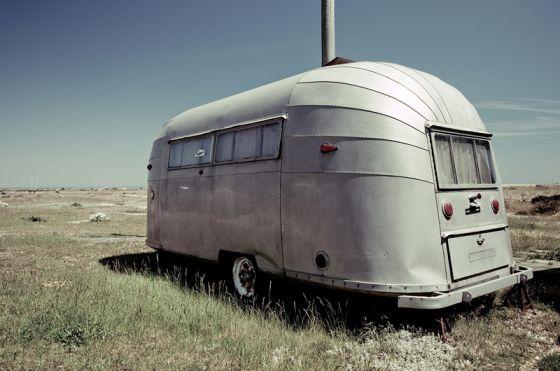 Vintage Airstream Trailer 13