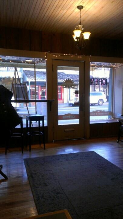 Sonora Joe's Coffee House, Sonora, Ca.