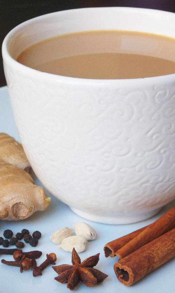 Masala Chai For Uncle G (Spiced Tea With Milk) Recipe — Dishmaps