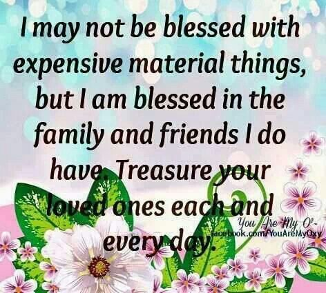 I Am Blessed By God Blessed By God Quotes....