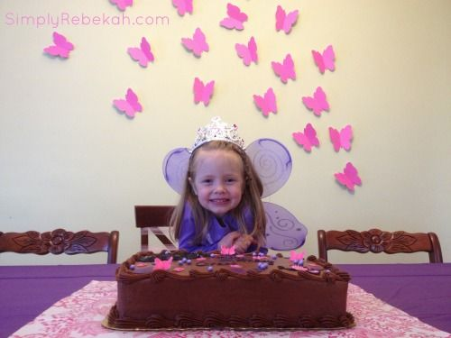 Cheap & Easy Construction Paper Birthday Party Decorations - Simply ...