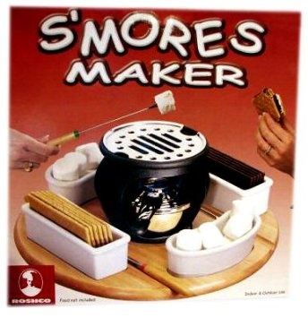 Amazon.com: ROSHCO SMORES MAKER, INDOOR OR OUTDOOR: Kitchen & Dining