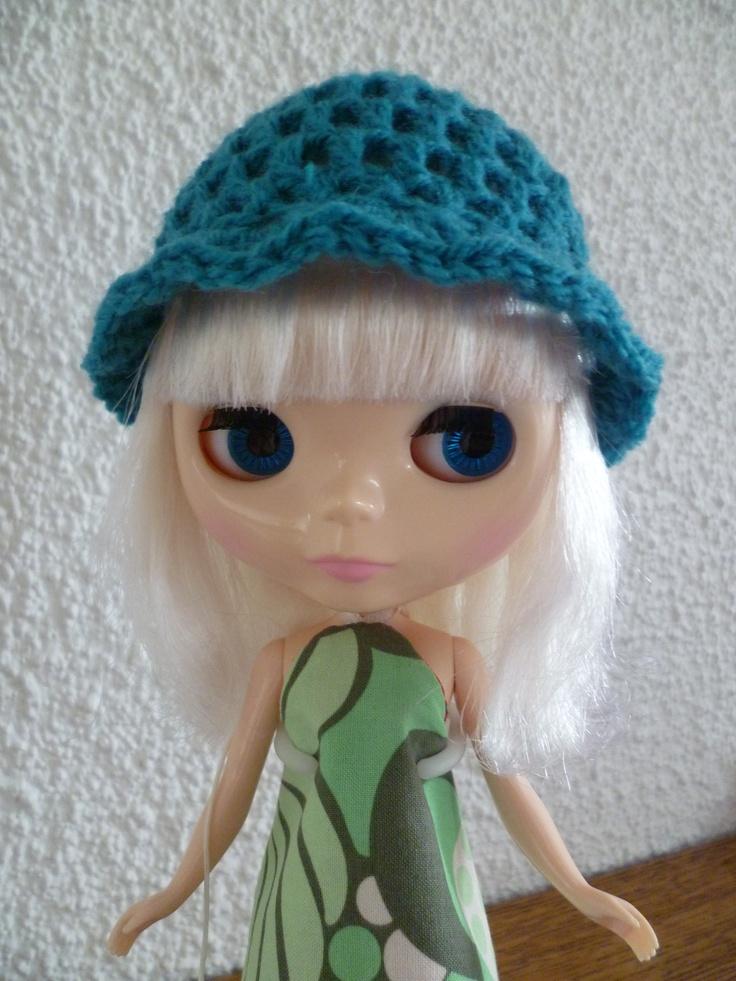 Crochet Hat Pattern For Blythe : Blythe crochet hat