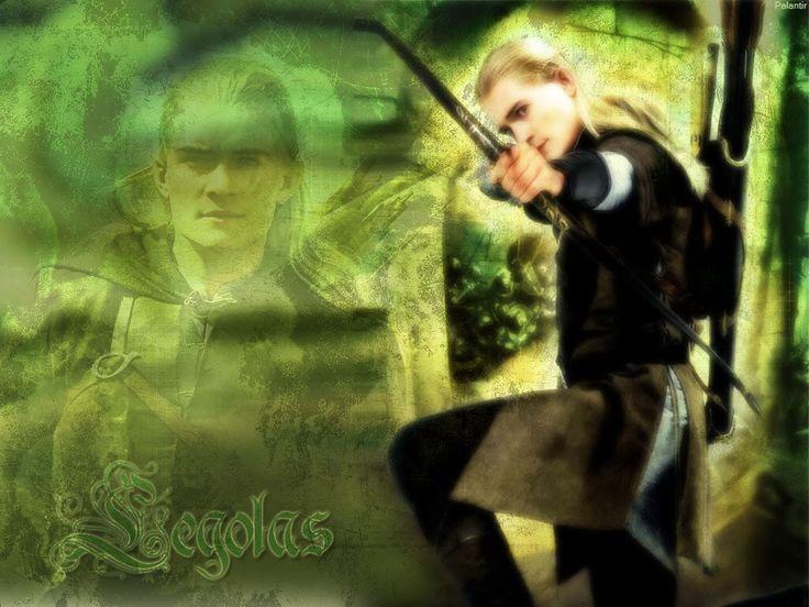 Bow and Arrow   LEGOLA...