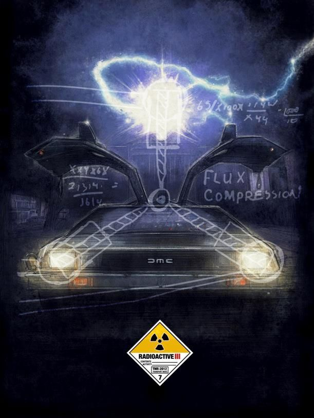 Back to the future art does not need roads