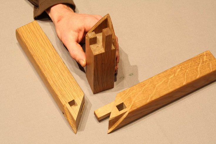 japanese joinery | Wooden Joints and Woodworking | Pinterest