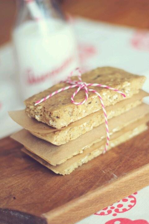 Peanut Butter Sesame Breakfast Bars Recipes — Dishmaps